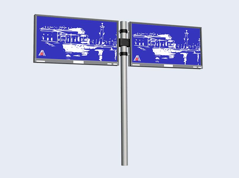 Билборд (Т-образный билборд) - 6,0 х 3,0 м