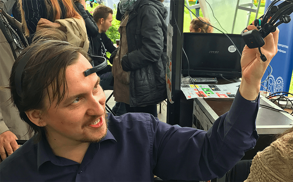 Geek Picnic 2017: репортаж с выставки технологий